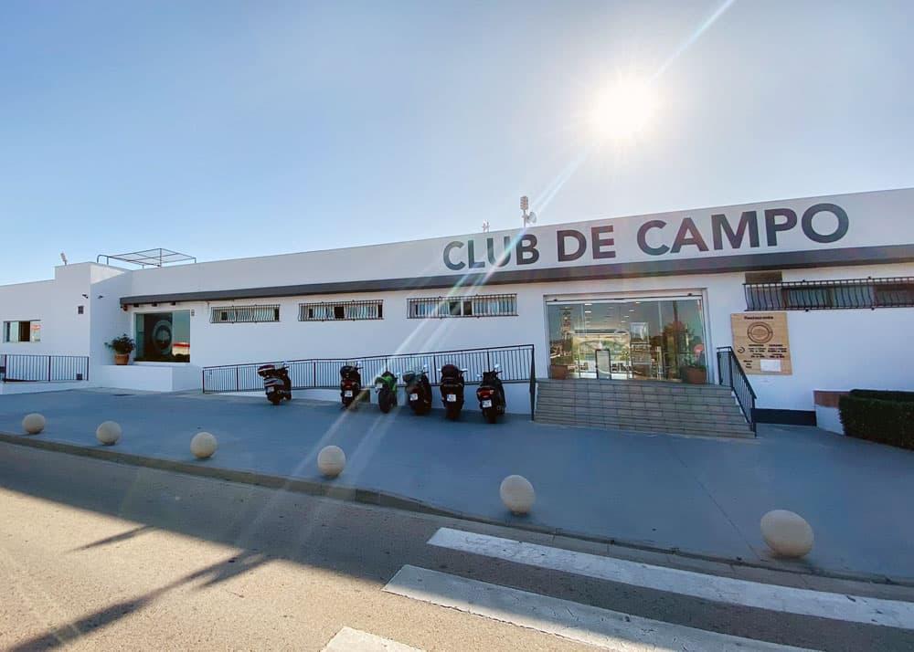 El primer club de campo de Valencia 1