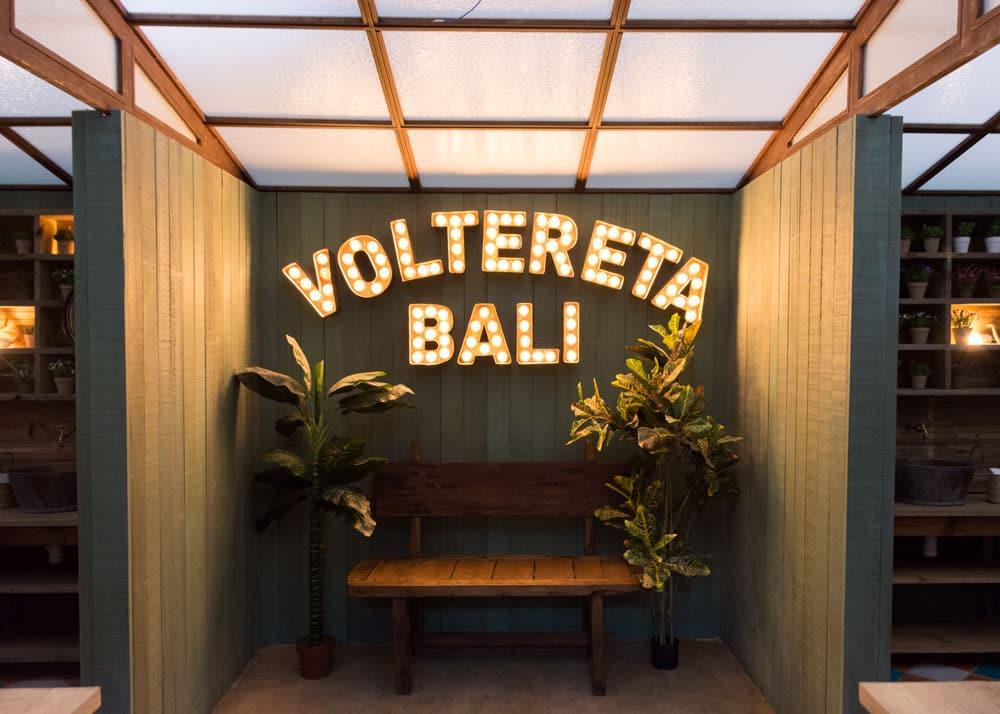 ¿Está sobrevalorado Voltereta Bali? 1