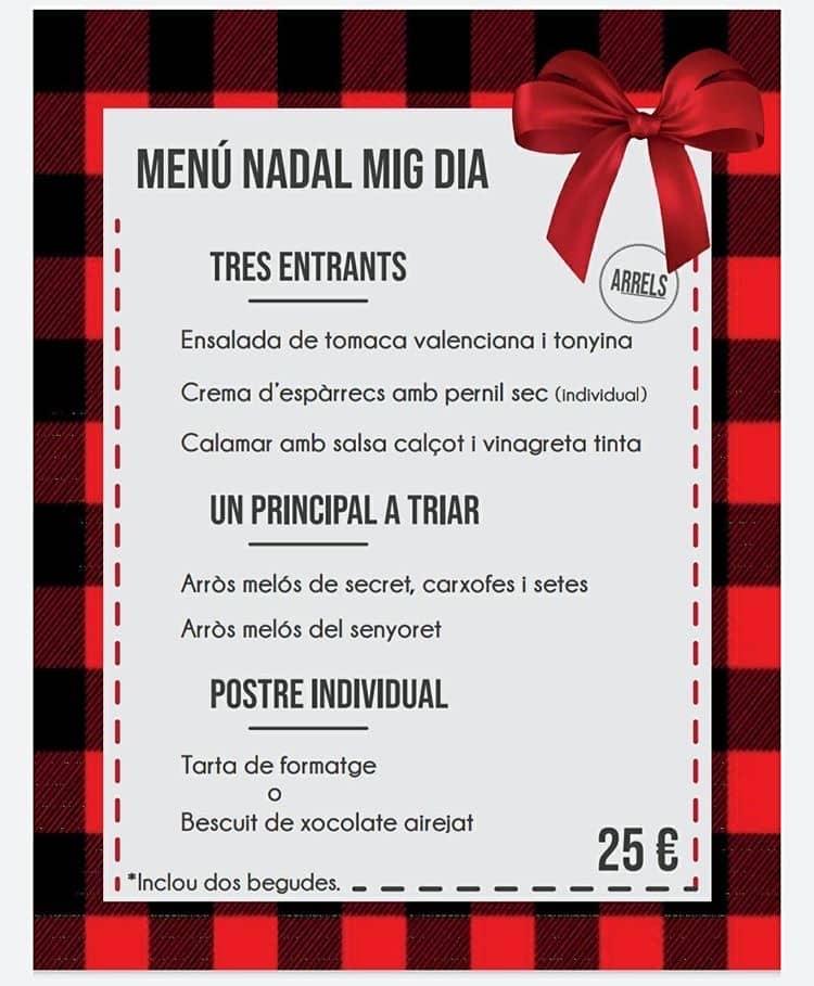30 restaurantes con menú de Navidad en Valencia 18
