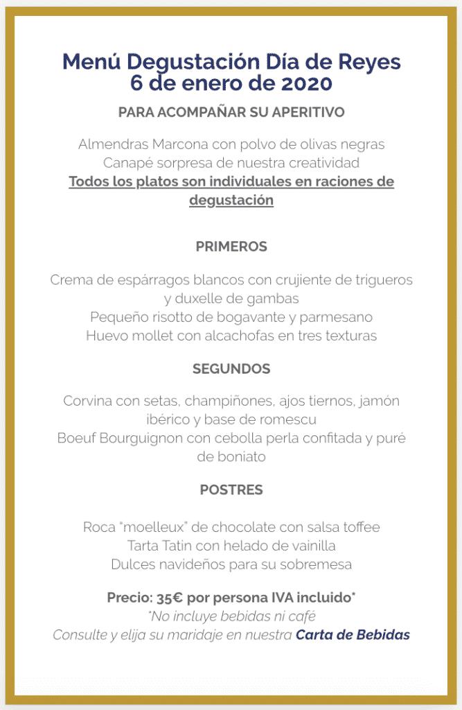 30 restaurantes con menú de Navidad en Valencia 71