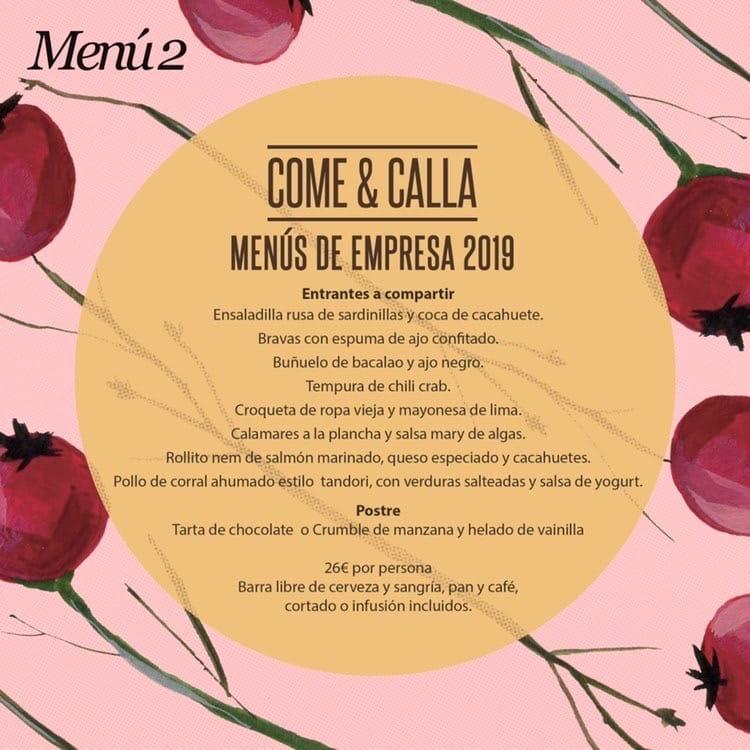 30 restaurantes con menú de Navidad en Valencia 16