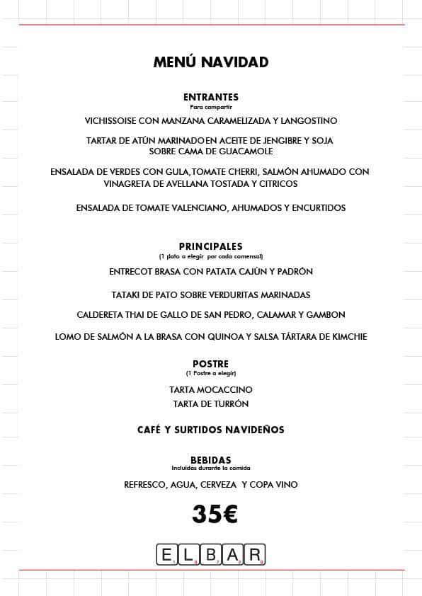 30 restaurantes con menú de Navidad en Valencia 28