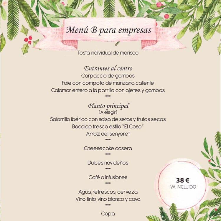 30 restaurantes con menú de Navidad en Valencia 21