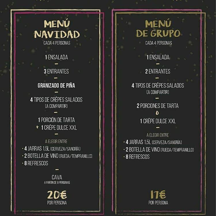 30 restaurantes con menú de Navidad en Valencia 2
