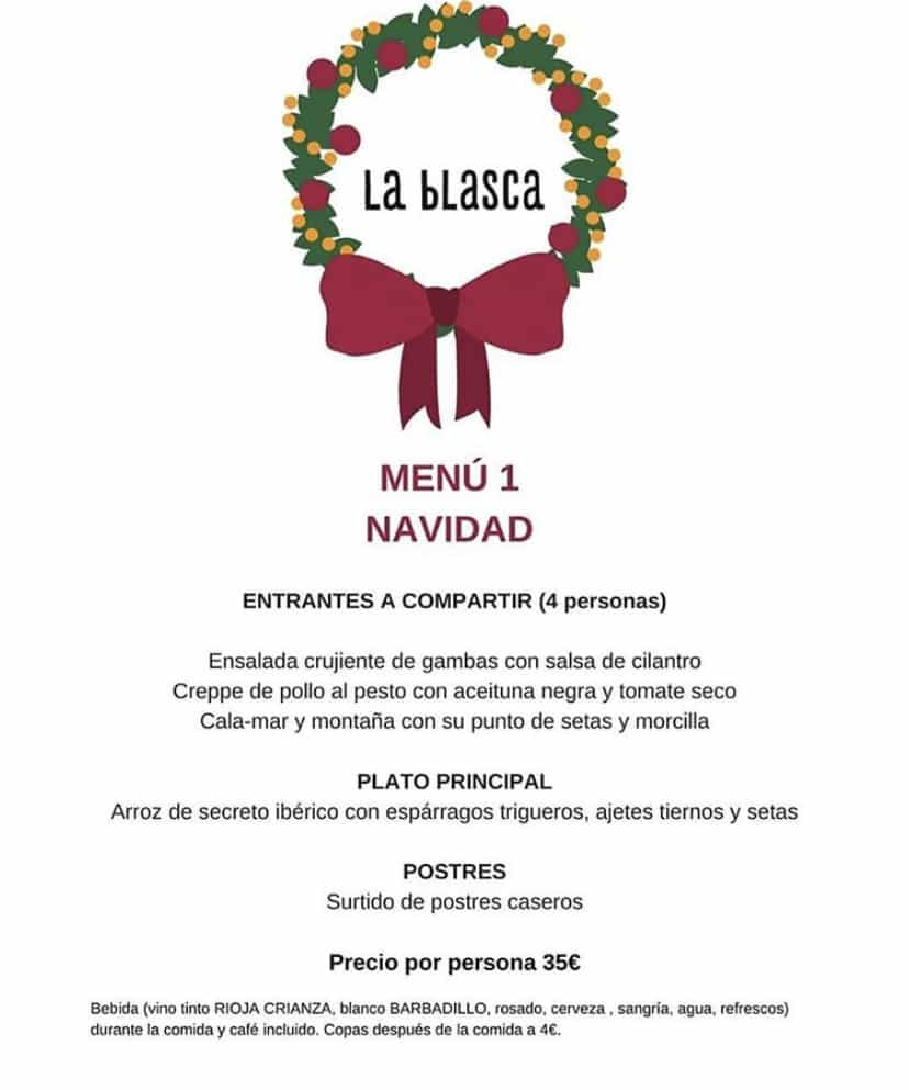 30 restaurantes con menú de Navidad en Valencia 29
