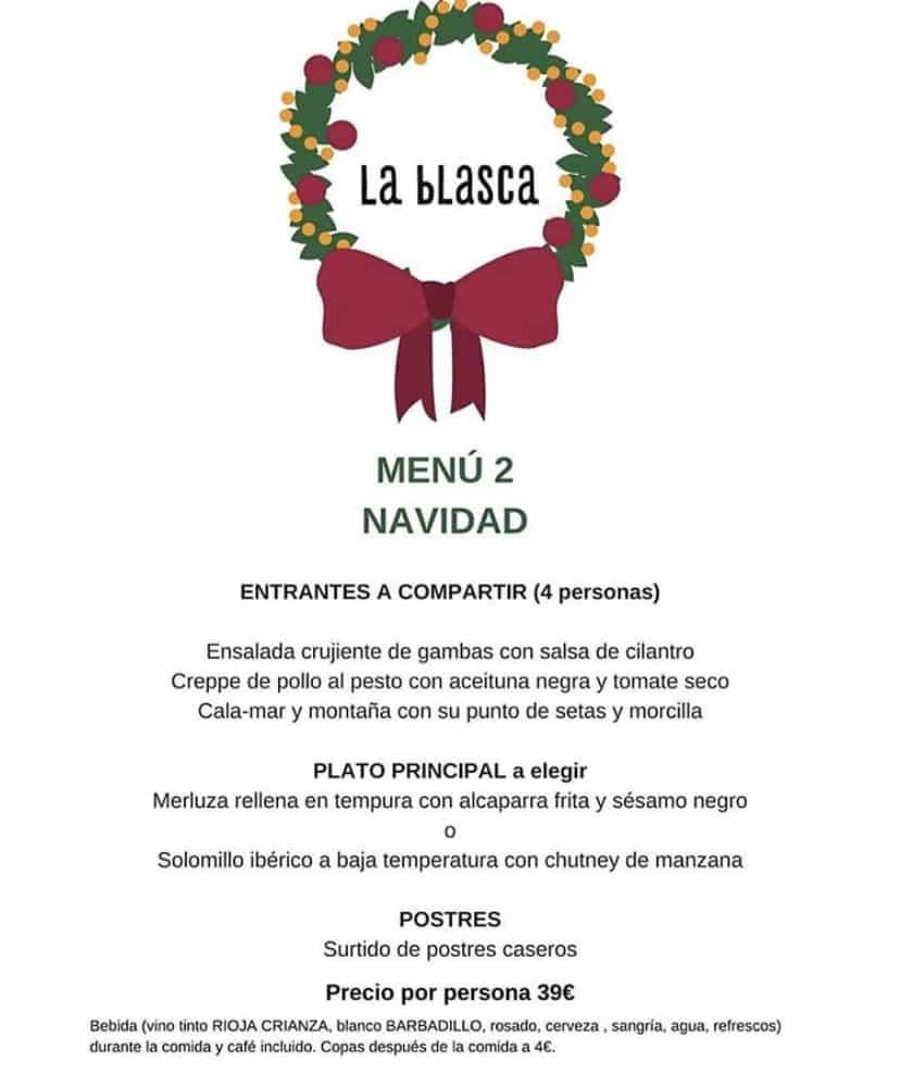 30 restaurantes con menú de Navidad en Valencia 30