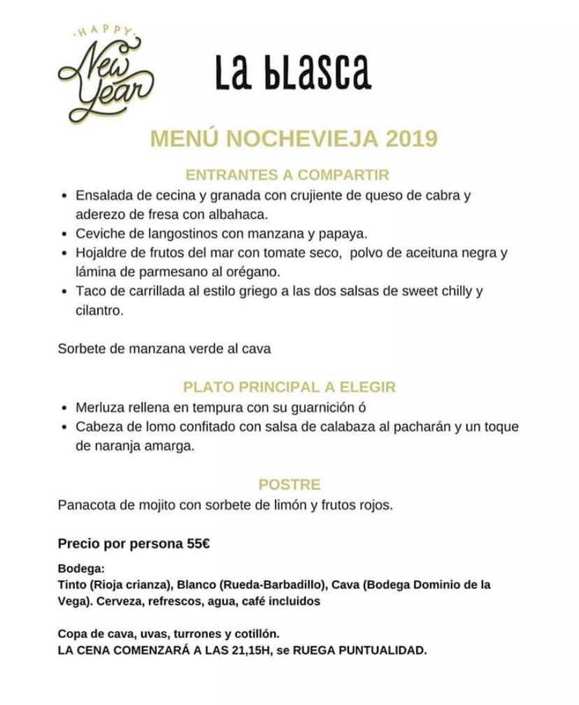 30 restaurantes con menú de Navidad en Valencia 31