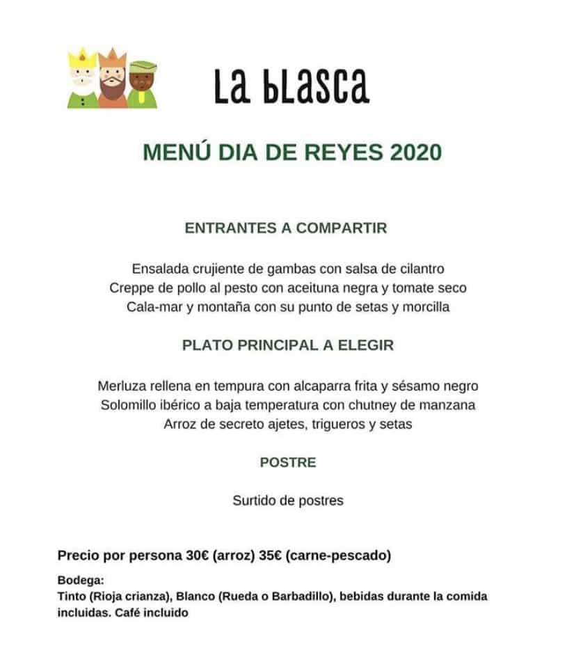 30 restaurantes con menú de Navidad en Valencia 32