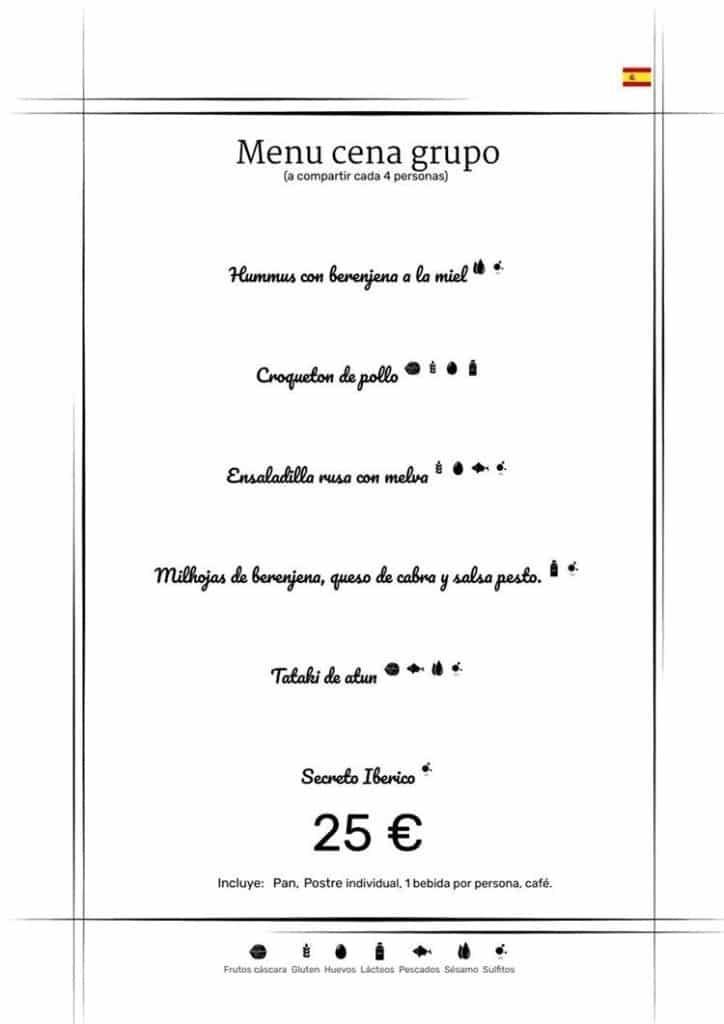 30 restaurantes con menú de Navidad en Valencia 11