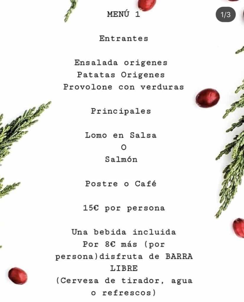 30 restaurantes con menú de Navidad en Valencia 37