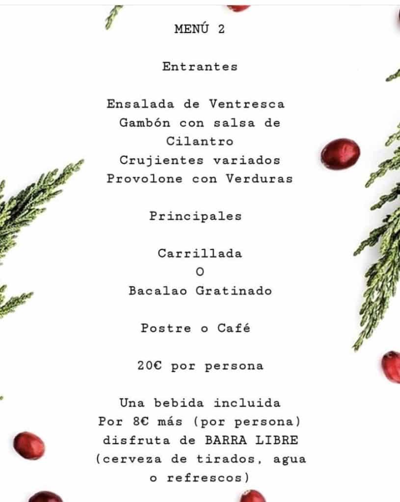 30 restaurantes con menú de Navidad en Valencia 38