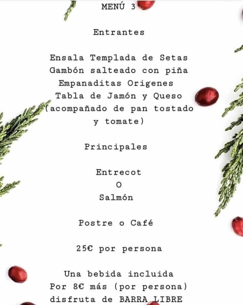 30 restaurantes con menú de Navidad en Valencia 39