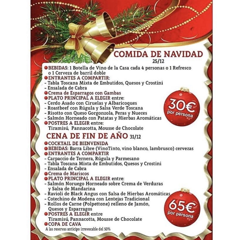 30 restaurantes con menú de Navidad en Valencia 9