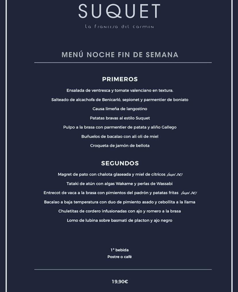 30 restaurantes con menú de Navidad en Valencia 46