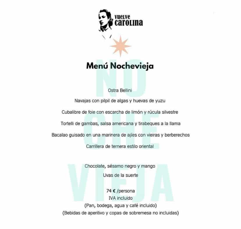 30 restaurantes con menú de Navidad en Valencia 40