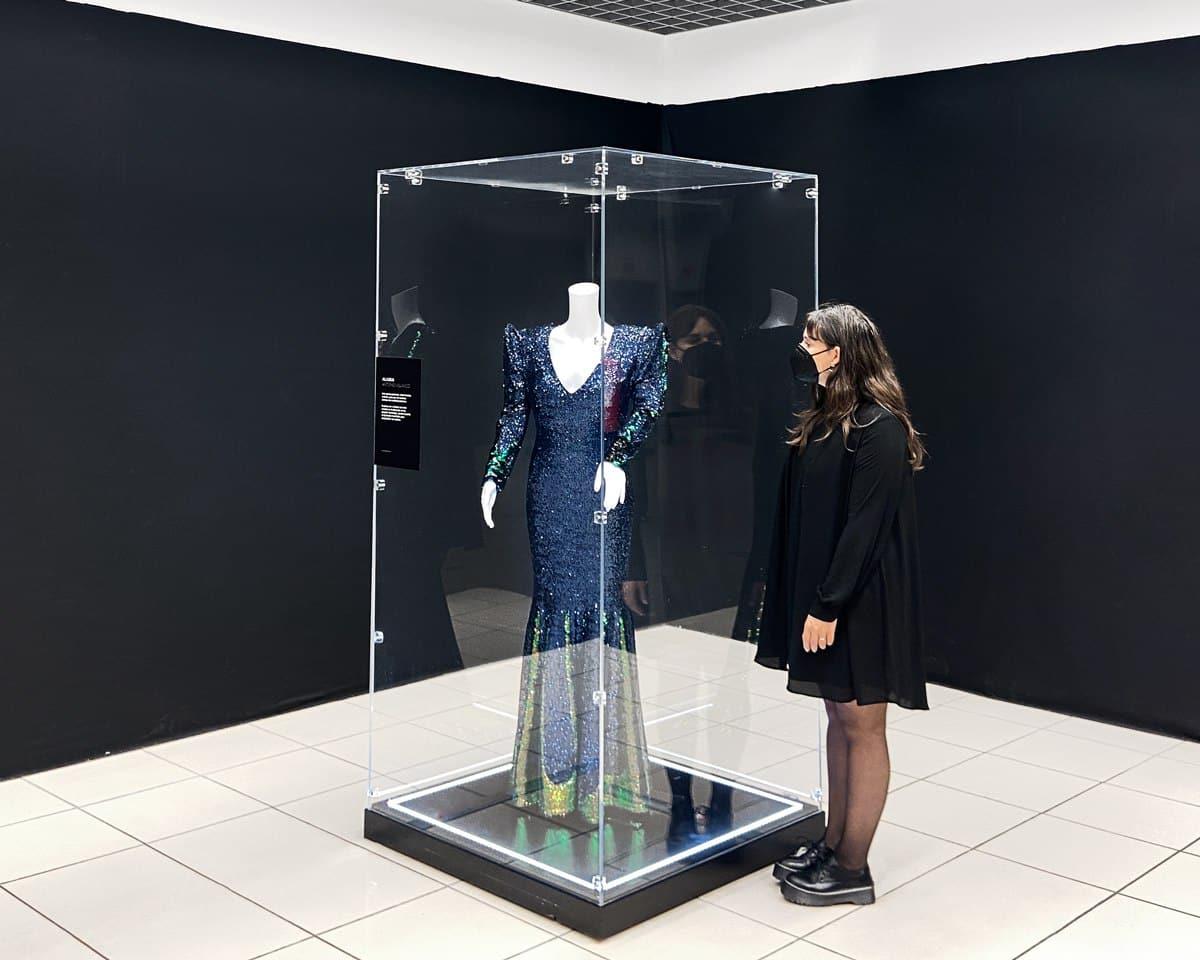 La Silueta Creada · Exposición de moda en Valencia 2