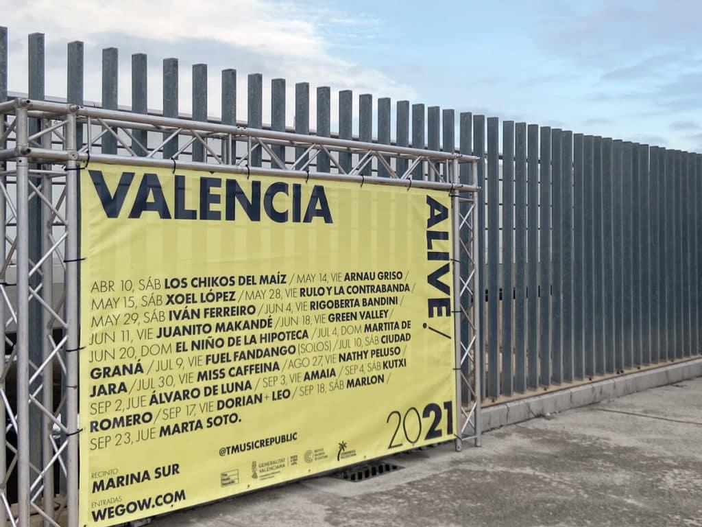 Valencia Alive · Los Chikos del Maíz 4